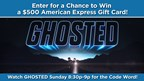 FOX 11's Ghosted Premiere Giveaway