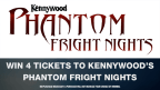 Phantom Fright Night Sweepstakes