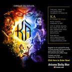 Cirque du Soleil - KA Giveaway