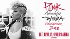 Support National Bullying Prevention Month and you could see P!nk live