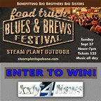 Steam Plant Food Truck Blues & Brews 2015