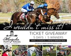 Montpelier Hunt Races Ticket Giveaway