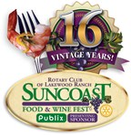 Win Tickets to Suncoast Food and Wine Fest