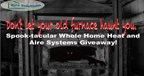 Aire Solutions Home System Giveaway