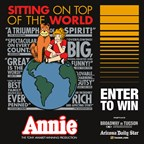Annie Ticket Giveaway