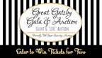 Great Gatsby Gala Sweepstakes
