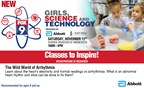 Classes to Inspire! The Wild World of Arrhythmia