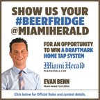 Show us your #BeerFridge @MiamiHerald