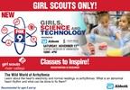 Girl Scouts Classes to Inspire! The Wild World of Arrhythmia