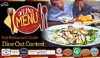 On The Menu Contest - Resturant Guide - 2017
