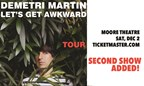 Outback Concerts - Demetri Martin