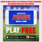 Sports Jeopardy Taping Ticket Giveaway
