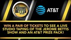 AT&T Jerome Bettis Show Giveaway