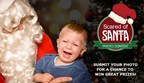Scared of Santa Photo Contest
