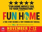Fun Home Ticket Giveaway