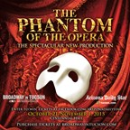 Phantom of the Opera Ticket Giveaway