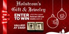 Holstrom's Gift & Jewelry Sweepstakes