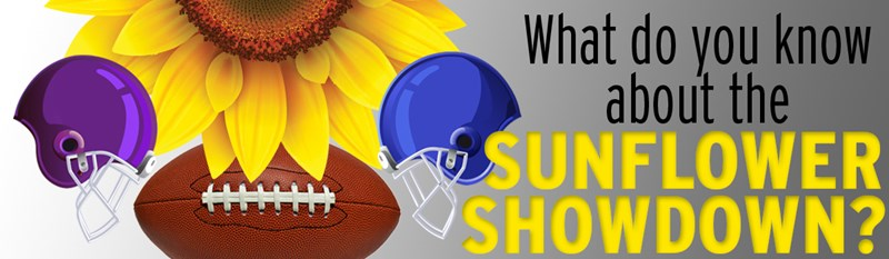 QUIZ: What do you know about the Sunflower Showdown?