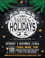 The Taste of the Holidays Ticket Giveaway