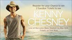 Kenny Chesney Ticket Giveaway