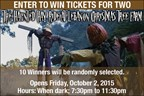 Win Tickets to Lebanon Haunted Hay Ride!