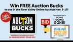 Auction Bucks Sweepstakes