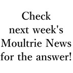 MOUL. Tidelands Bank Weekly Trivia Question