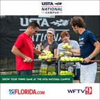 WFTV USTA GROW YOUR GAME SWEEPSTAKES 2017