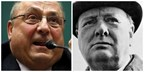 Who said it? Paul LePage or Winston Churchill?