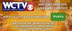WCTV's Holiday Grocery Giveaway 2017