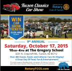 Classic Car Show Ticket Giveaway