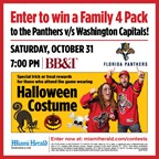 MH-Panthers Halloween Contest