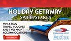 Holiday Getaway Sweepstakes