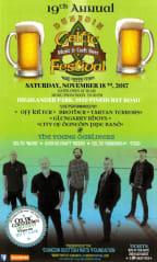 Dunedin Celtic Festival 2017