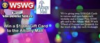 WSWG Albany Mall Gift Card Giveaway