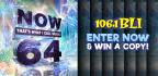 WIN A COPY OF NOW THAT�S WHAT I CALL MUSIC 64!