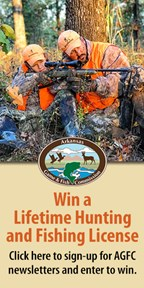 Arkansas Game & Fish Commission Sweepstakes