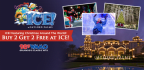 Win a Christmas At Gaylord Palms Vacation Package!