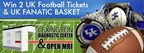 Lexington Diagnostic is giving away 2 tickets to th UK v Auburn Game