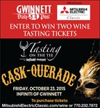 Win Tasting on the Tee tickets
