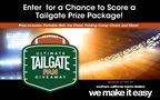 Tailgate Fan Giveaway