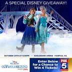 DISNEY ON ICE SPECIAL GIVEAWAY 090915