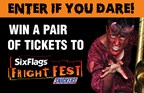 Six Flags Fright Fest October 2015
