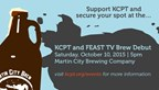 Win 2 Tickets to KCPT's Brew Debut with Martin Cit