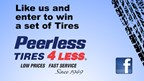 Enter to WIN a Set of Tires from Peerless Tires 4