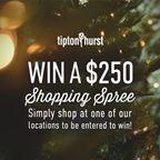 Tipton & Hurst Giveaway