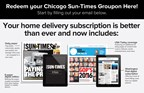 Chicago Sun-Times Groupon Promotion 2015
