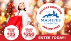 Holiday Shopping Sweepstakes