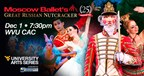 Enter to win tickets to Moscow Ballet's Great Russian Nutcracker at WVU