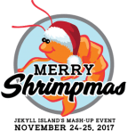 Merry Shrimpmas on Jekyll Island
